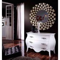 Casual chest of drawers