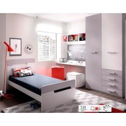 H519 kids bedroom