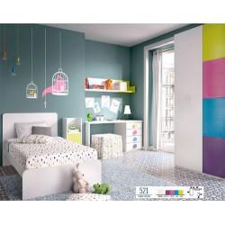 H521 kids bedroom