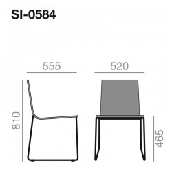 Silla Lineal