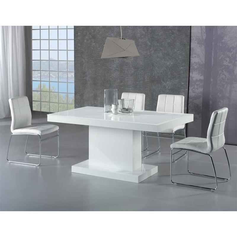 Mesa comedor 433 de anvik en arte h bitat - Habitat mesas comedor ...