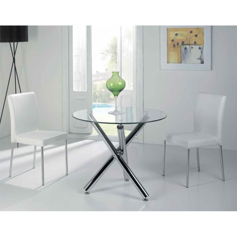 Mesa comedor 417 de anvik en arte h bitat - Habitat mesas comedor ...
