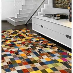 Alfombra multimix de ma salgueiro en arte h bitat - Salgueiro alfombras ...
