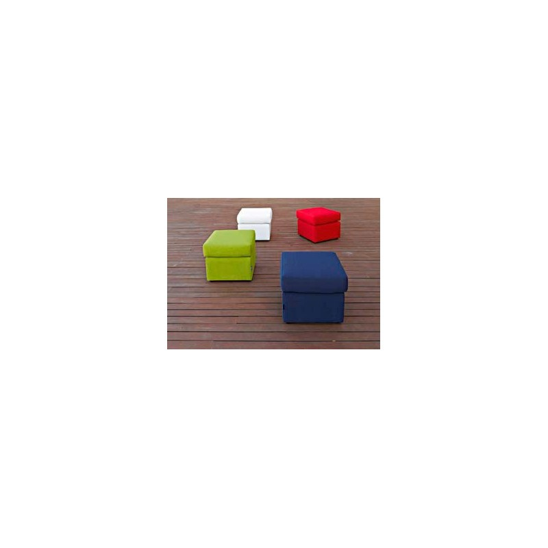 pouf peter pedro ortiz en arte h bitat. Black Bedroom Furniture Sets. Home Design Ideas