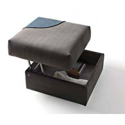 Cloe table ottoman