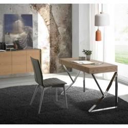 Mesa escritorio LE351-NOGAL