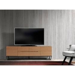 Mueble TV CP1801-TV-ROBLE