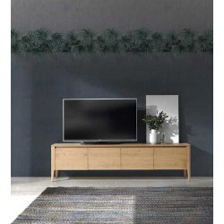 Mueble TV 247-F-ROBLE