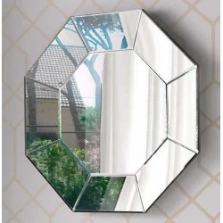 Espejo de pared 3D 910