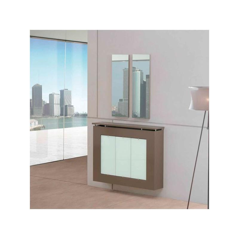 Cubreradiador 178 edici n mobiliario en arte h bitat - Cubreradiadores de cristal ...